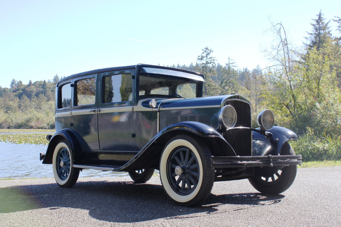1929 Desoto 4Dr. For Sale by Auction (picture 1 of 6)
