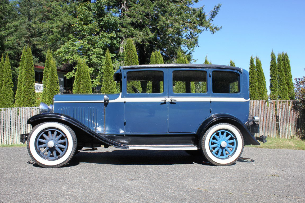 1929 Desoto 4Dr. For Sale by Auction (picture 3 of 6)
