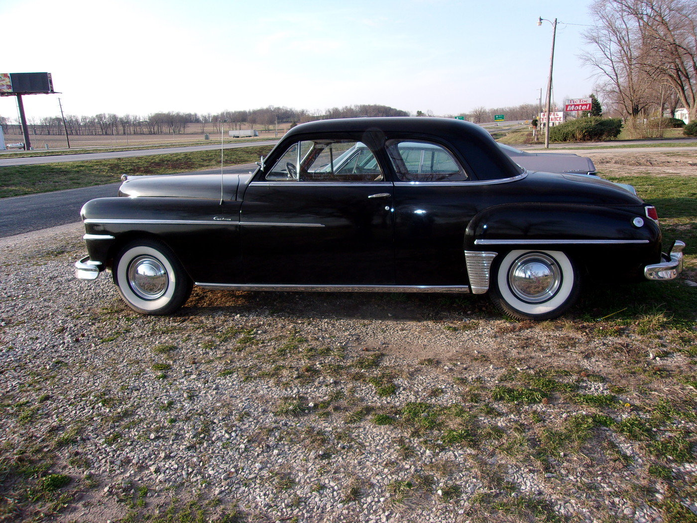 1949 DeSoto Club Coupe For Sale (picture 4 of 6)