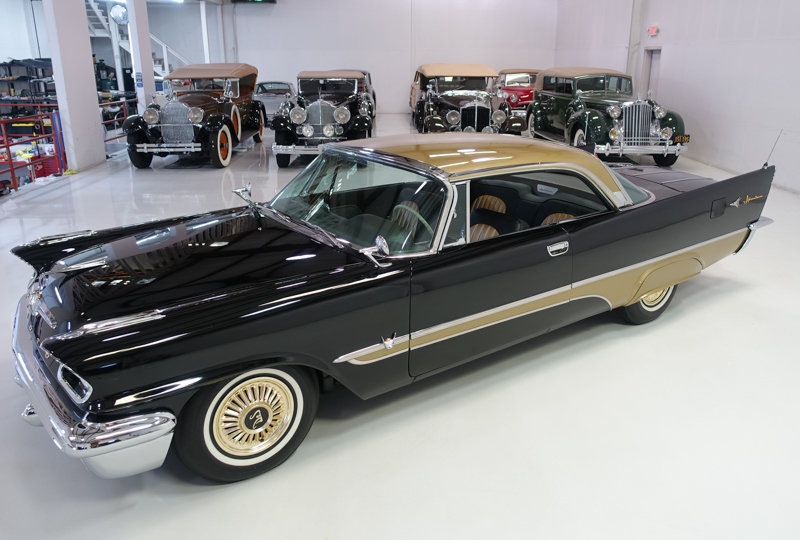 1957 DeSoto Adventurer Sportsman Coupe For Sale (picture 2 of 6)
