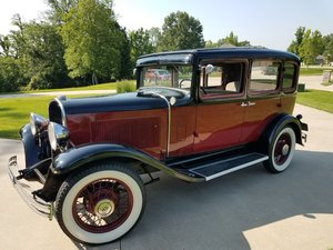 1931 DeSoto 4 door Sedan For Sale