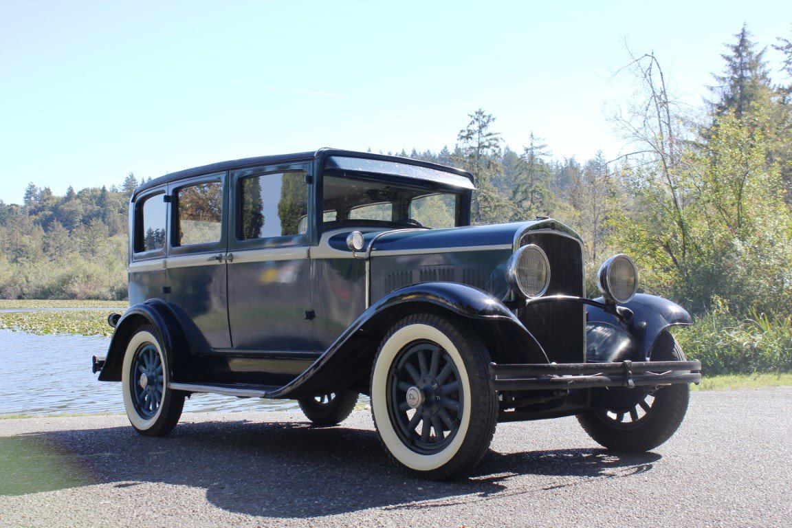 1929 Desoto 4 Dr. - Lot 929 For Sale by Auction (picture 1 of 6)