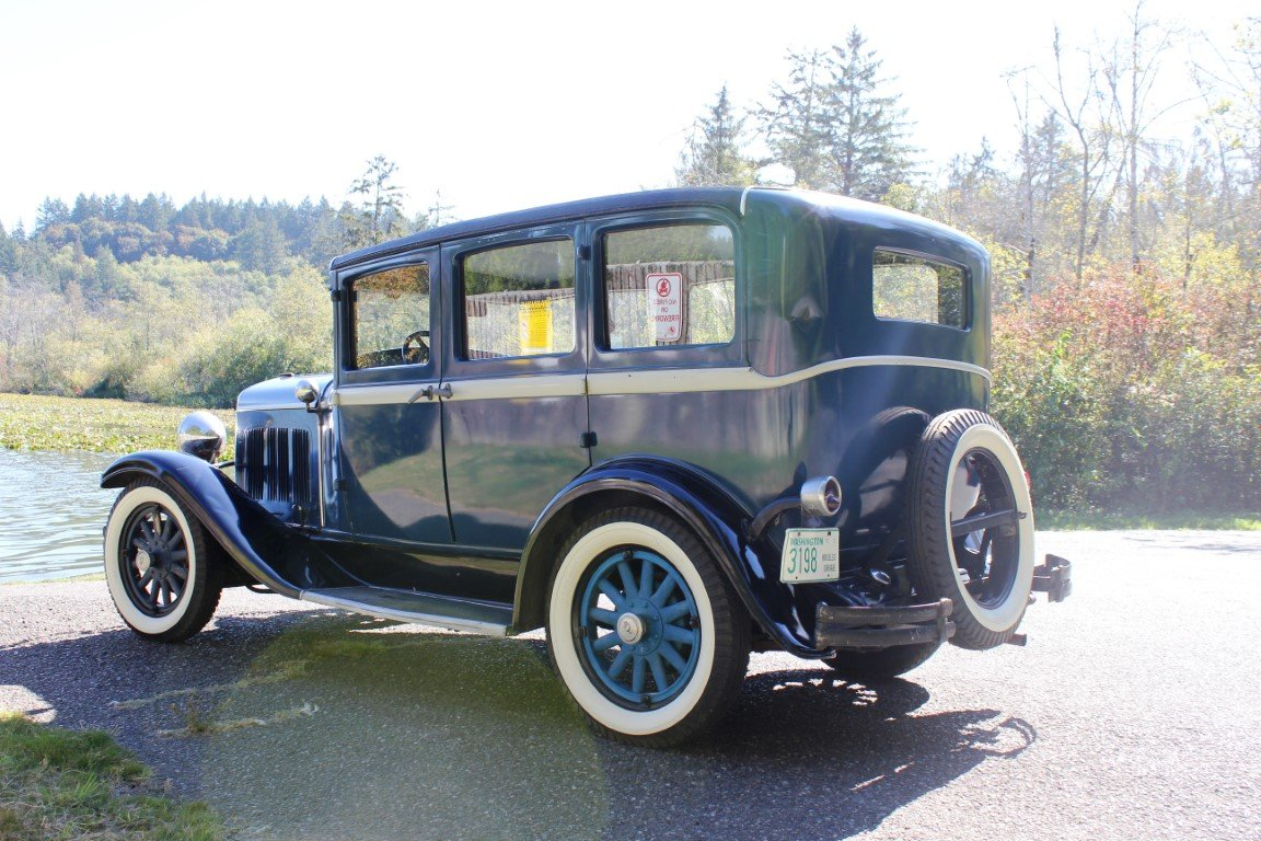 1929 Desoto 4 Dr. - Lot 929 For Sale by Auction (picture 3 of 6)