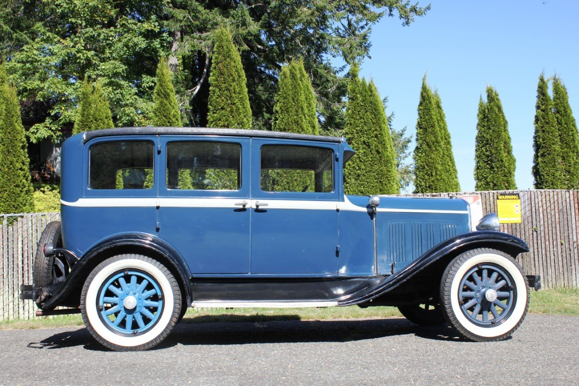 1929 Desoto 4 Dr. - Lot 929 For Sale by Auction (picture 4 of 6)
