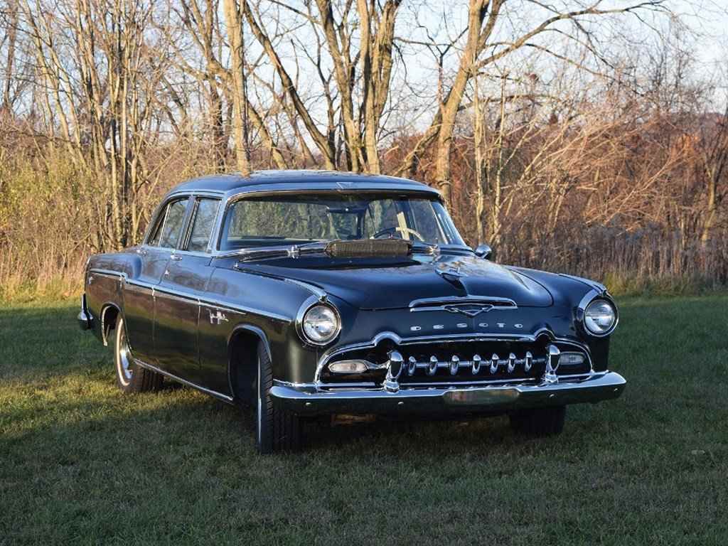 1955 DeSoto Fireflite  For Sale by Auction (picture 1 of 6)