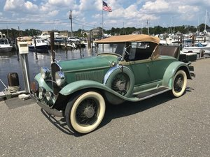 1931 DeSoto Deluxe Roadster  For Sale by Auction
