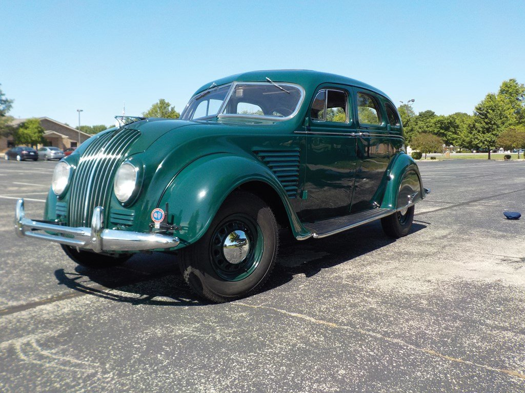 1934 DeSoto Airflow Sedan  For Sale by Auction (picture 1 of 6)