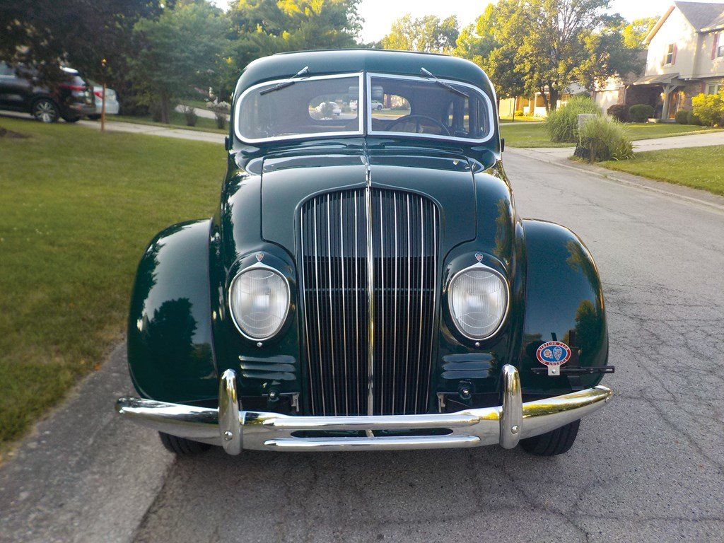 1934 DeSoto Airflow Sedan  For Sale by Auction (picture 5 of 6)