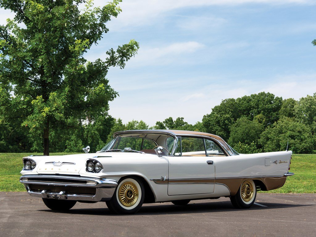 1957 DeSoto Adventurer Sportsman Coupe  For Sale by Auction (picture 1 of 6)