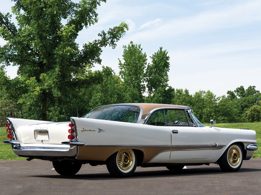1957 DeSoto Adventurer Sportsman Coupe  For Sale by Auction (picture 2 of 6)