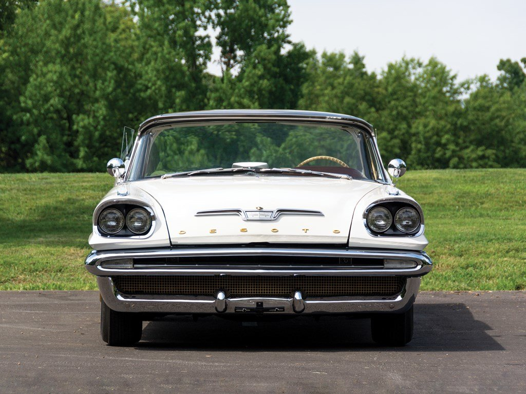 1957 DeSoto Adventurer Sportsman Coupe  For Sale by Auction (picture 5 of 6)