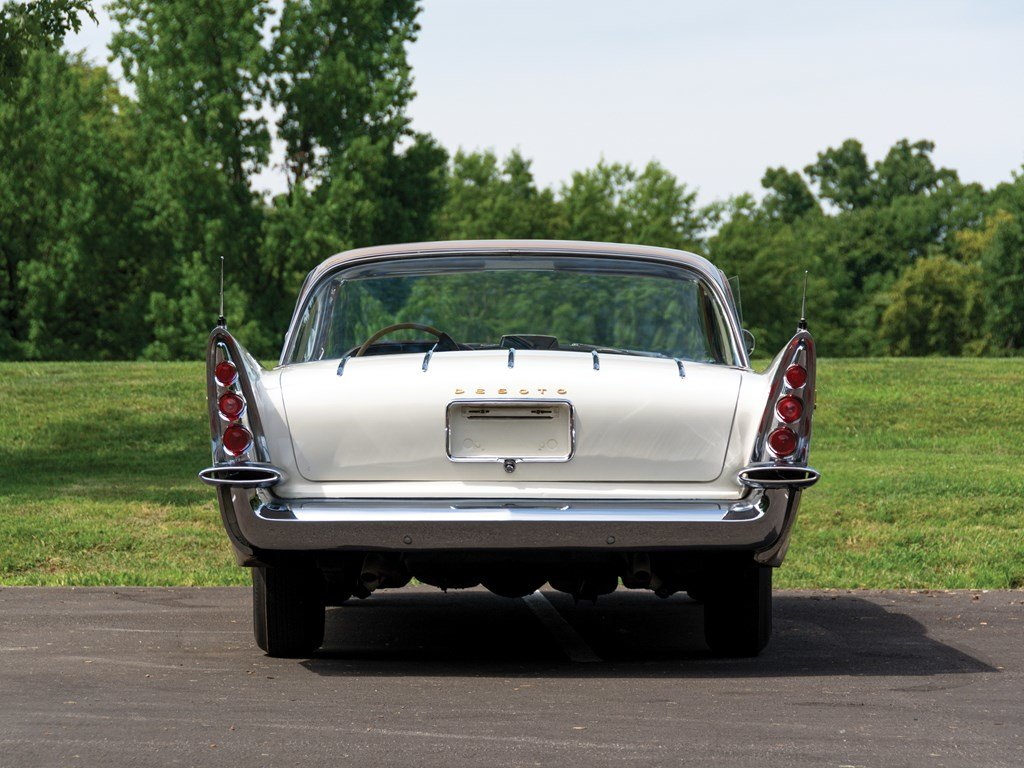 1957 DeSoto Adventurer Sportsman Coupe  For Sale by Auction (picture 6 of 6)