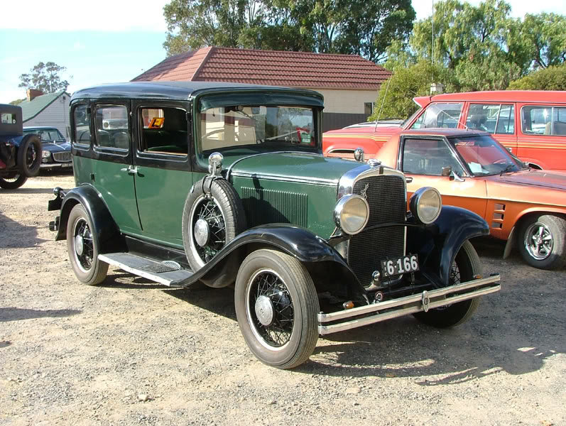 1930 LHD - DeSoto Eight CF sedan - 8 cylinder inline  For Sale (picture 6 of 6)