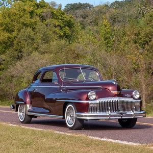 1948 DeSoto DeLuxe Club Coupe Rare 67k miles Maroon $obo