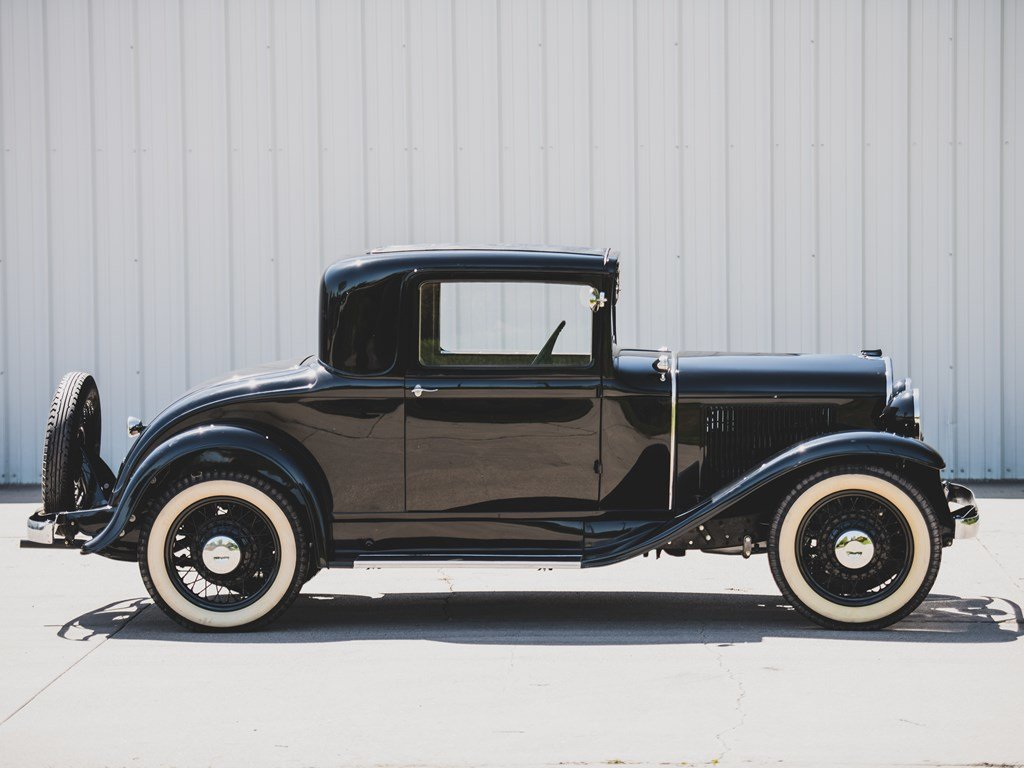 1931 DeSoto Model SA Standard Coupe  For Sale by Auction (picture 5 of 6)