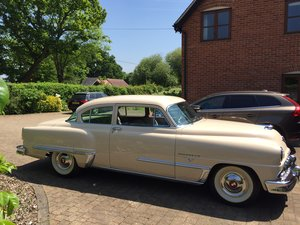 1953 Chrysler DeSoto Firedome Coupe Hemi V8 For Sale