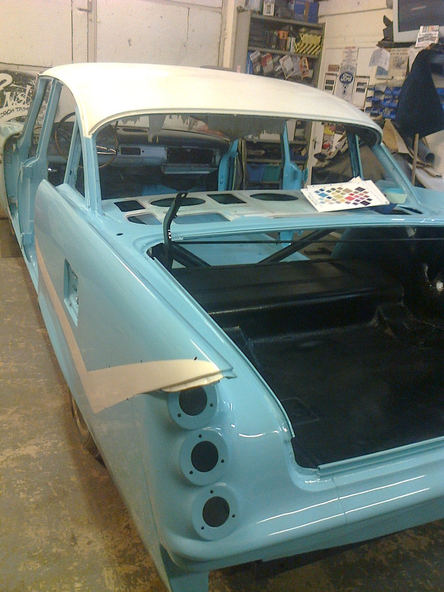 1959 DeSoto Firesweep Unfinished Project. For Sale (picture 4 of 6)