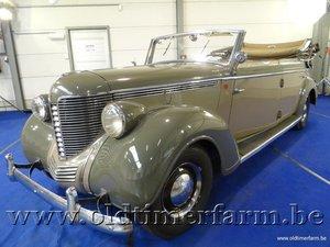 1937 Desoto Tusscher S5 Cabriolet '37 For Sale