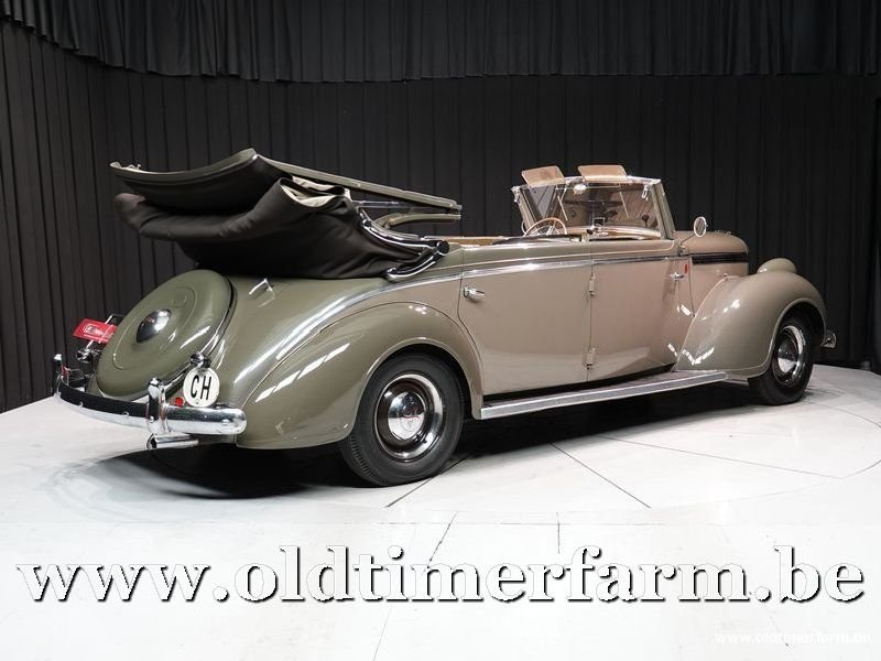 1937 Desoto Tusscher S5 Cabriolet '37 For Sale (picture 2 of 6)