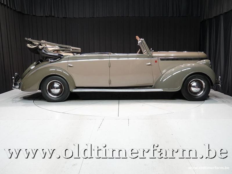 1937 Desoto Tusscher S5 Cabriolet '37 For Sale (picture 3 of 6)