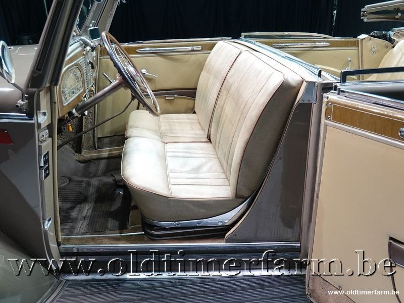 1937 Desoto Tusscher S5 Cabriolet '37 For Sale (picture 4 of 6)