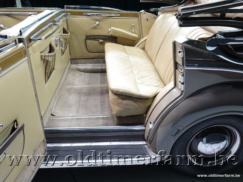 1937 Desoto Tusscher S5 Cabriolet '37 For Sale (picture 5 of 6)
