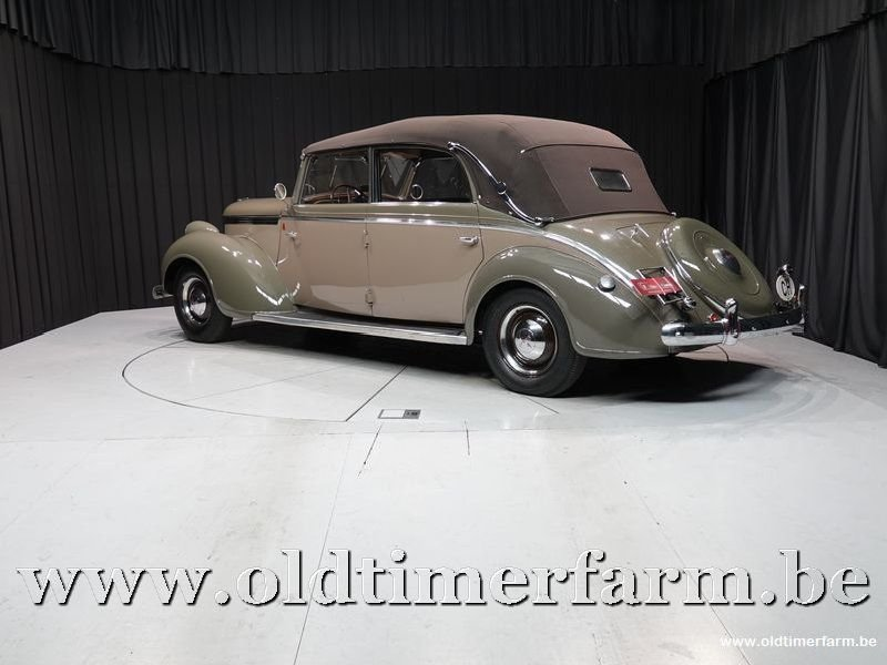 1937 Desoto Tusscher S5 Cabriolet '37 For Sale (picture 6 of 6)