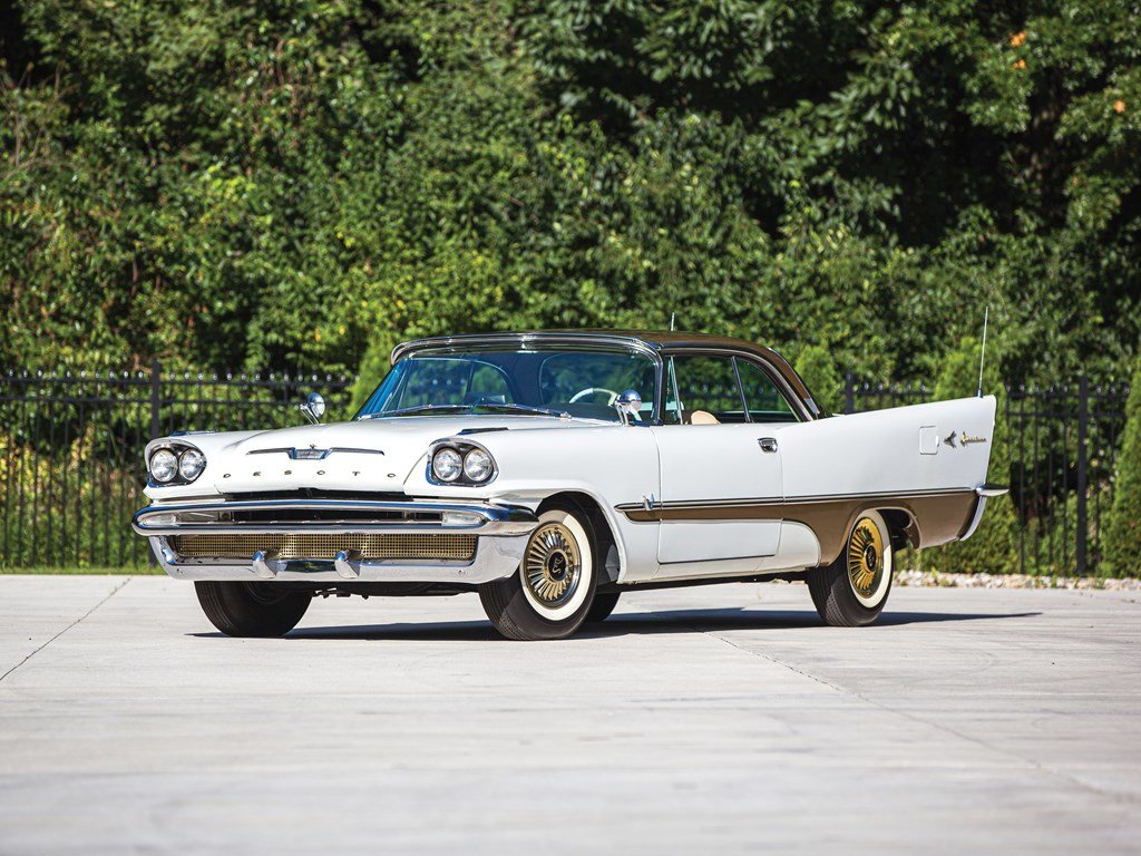 1957 DeSoto Adventurer Hardtop Coupe  For Sale by Auction (picture 1 of 6)