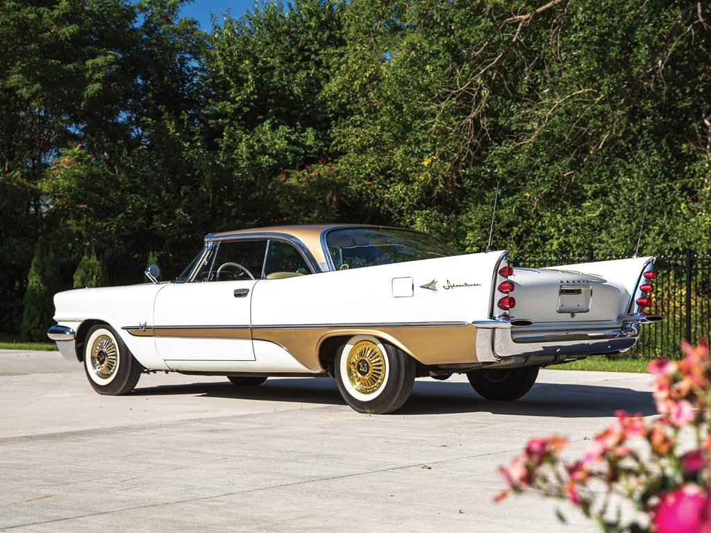 1957 DeSoto Adventurer Hardtop Coupe  For Sale by Auction (picture 2 of 6)
