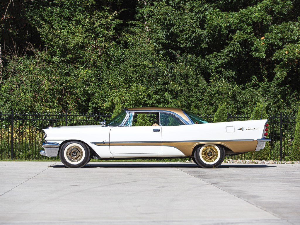 1957 DeSoto Adventurer Hardtop Coupe  For Sale by Auction (picture 5 of 6)