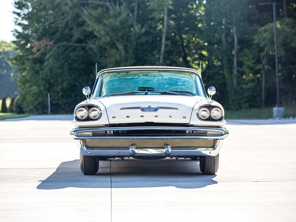 1957 DeSoto Adventurer Hardtop Coupe  For Sale by Auction (picture 6 of 6)