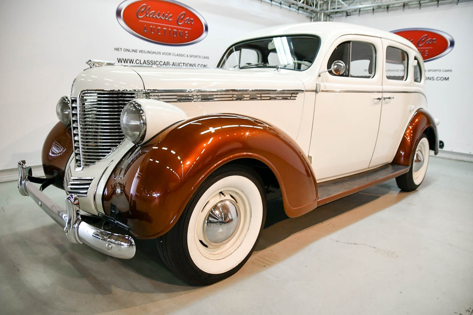 DeSoto S5 1938 For Sale by Auction (picture 1 of 6)