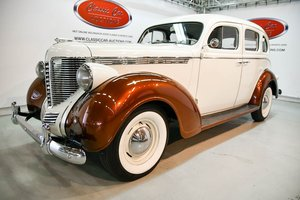 DeSoto S5 1938 For Sale by Auction