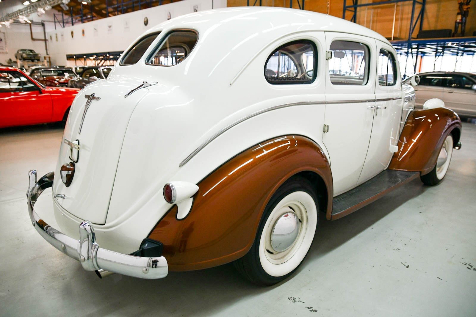 DeSoto S5 1938 For Sale by Auction (picture 3 of 6)