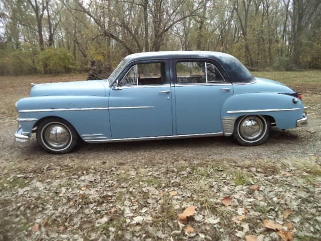1949 DeSoto Custom 4dr Sedan For Sale (picture 3 of 6)