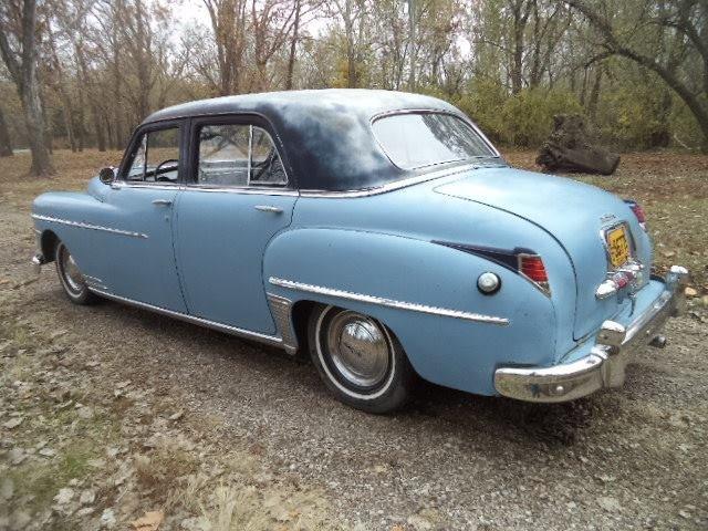 1949 DeSoto Custom 4dr Sedan For Sale (picture 5 of 6)