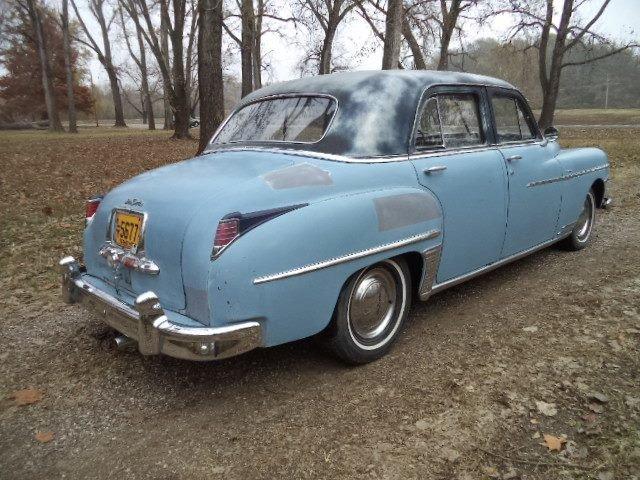 1949 DeSoto Custom 4dr Sedan For Sale (picture 6 of 6)