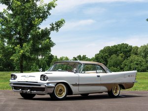 1957 DeSoto Adventurer Hardtop Coupe