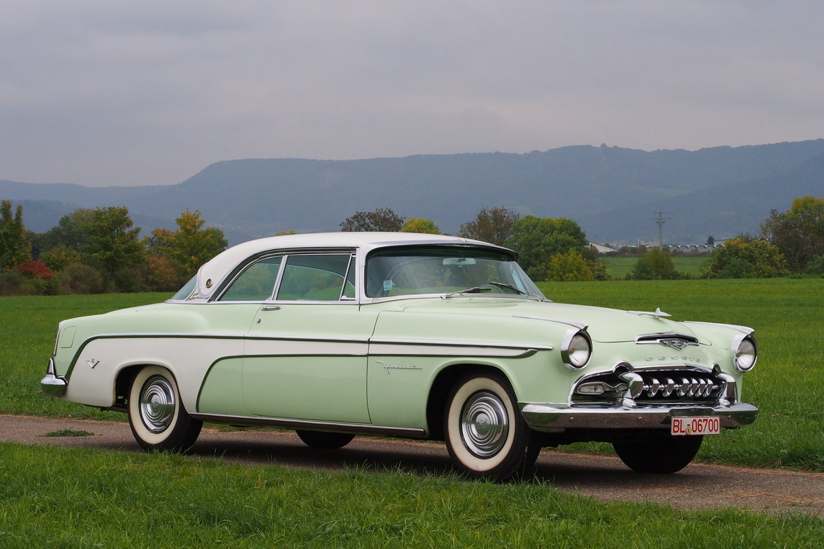 1955 DeSoto Fireflite Sportman Coupe For Sale (picture 1 of 6)