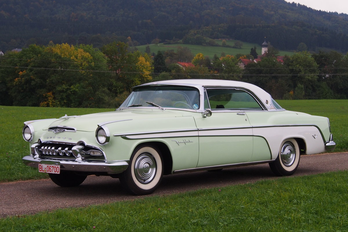 1955 DeSoto Fireflite Sportman Coupe For Sale (picture 4 of 6)