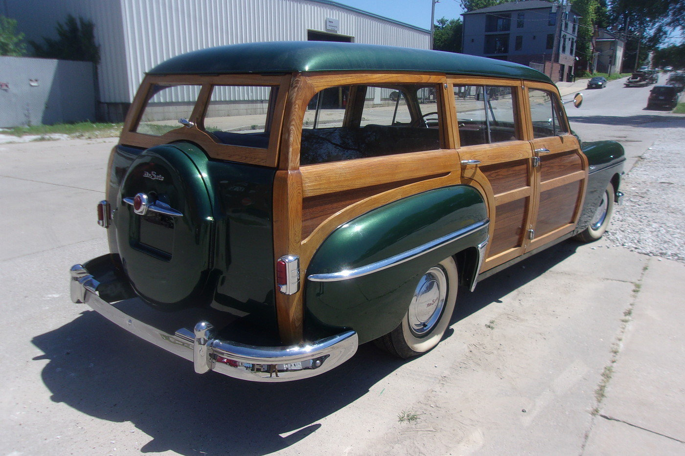1949 DeSoto Custom Woodie Wagon For Sale (picture 6 of 6)