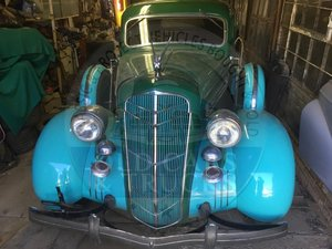 Picture of 1935 DeSoto Coupe , stunningly original For Sale