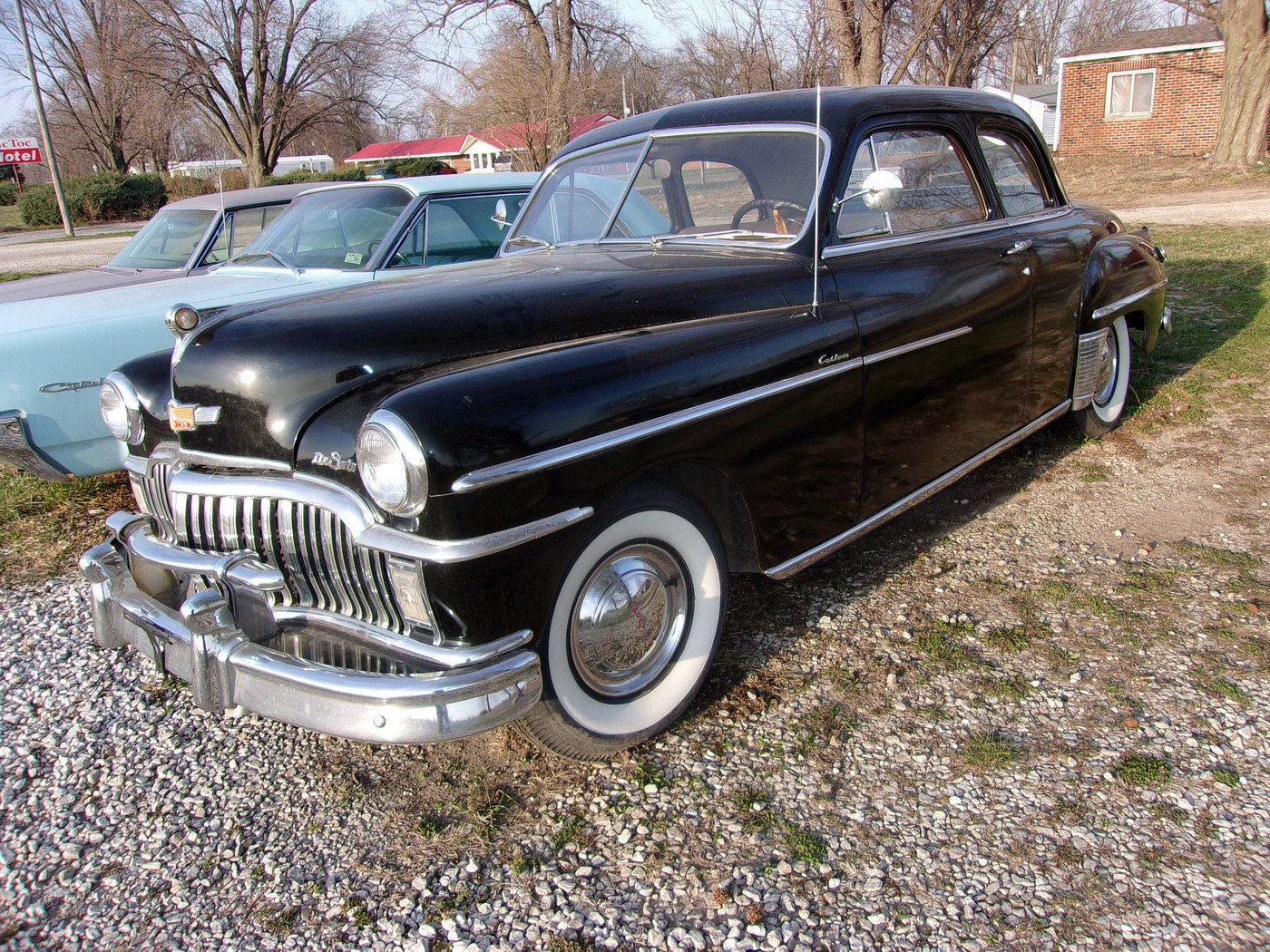 1949 DeSoto Deluxe Club Coupe For Sale (picture 1 of 12)