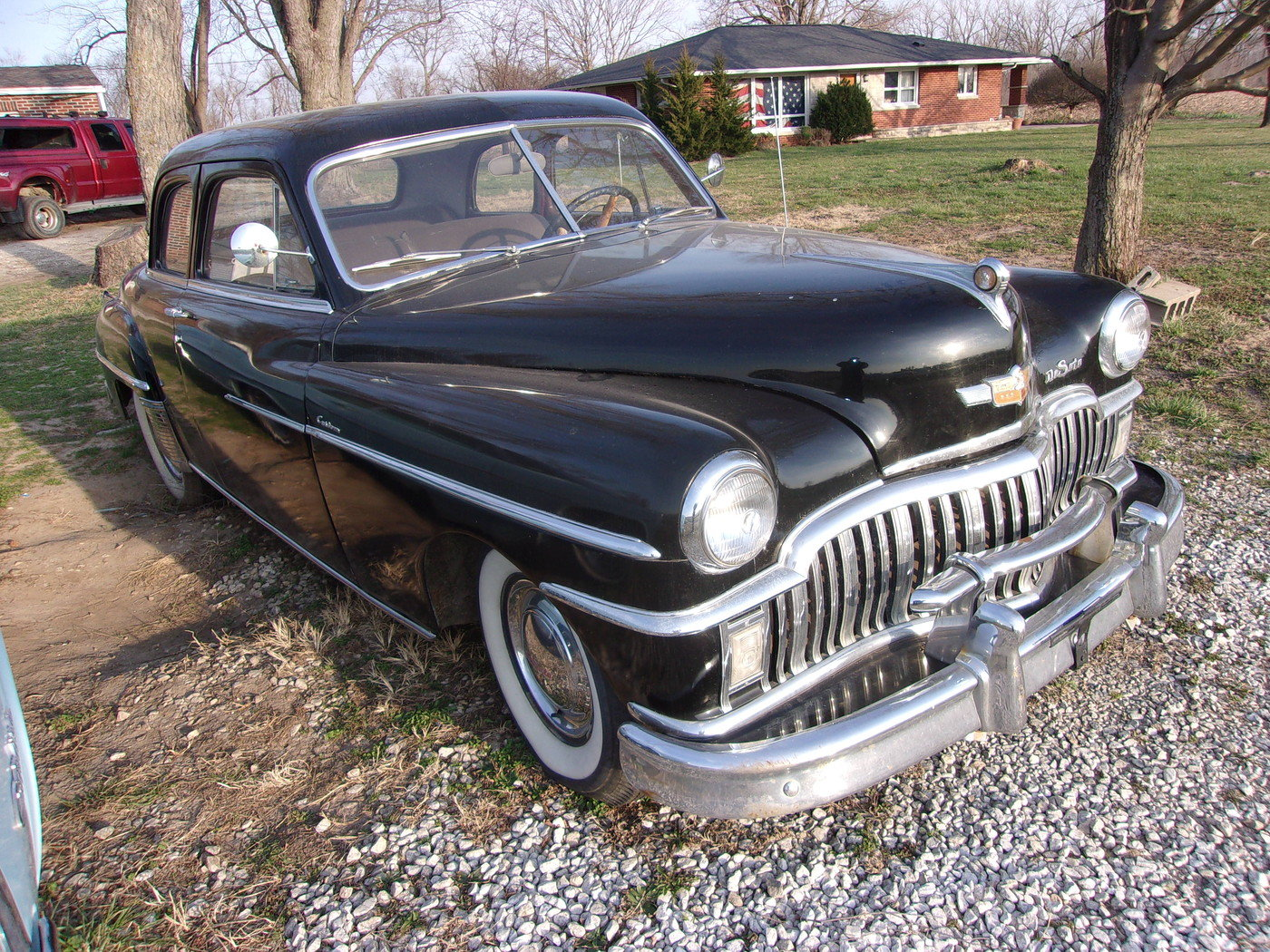 1949 DeSoto Deluxe Club Coupe For Sale (picture 3 of 12)