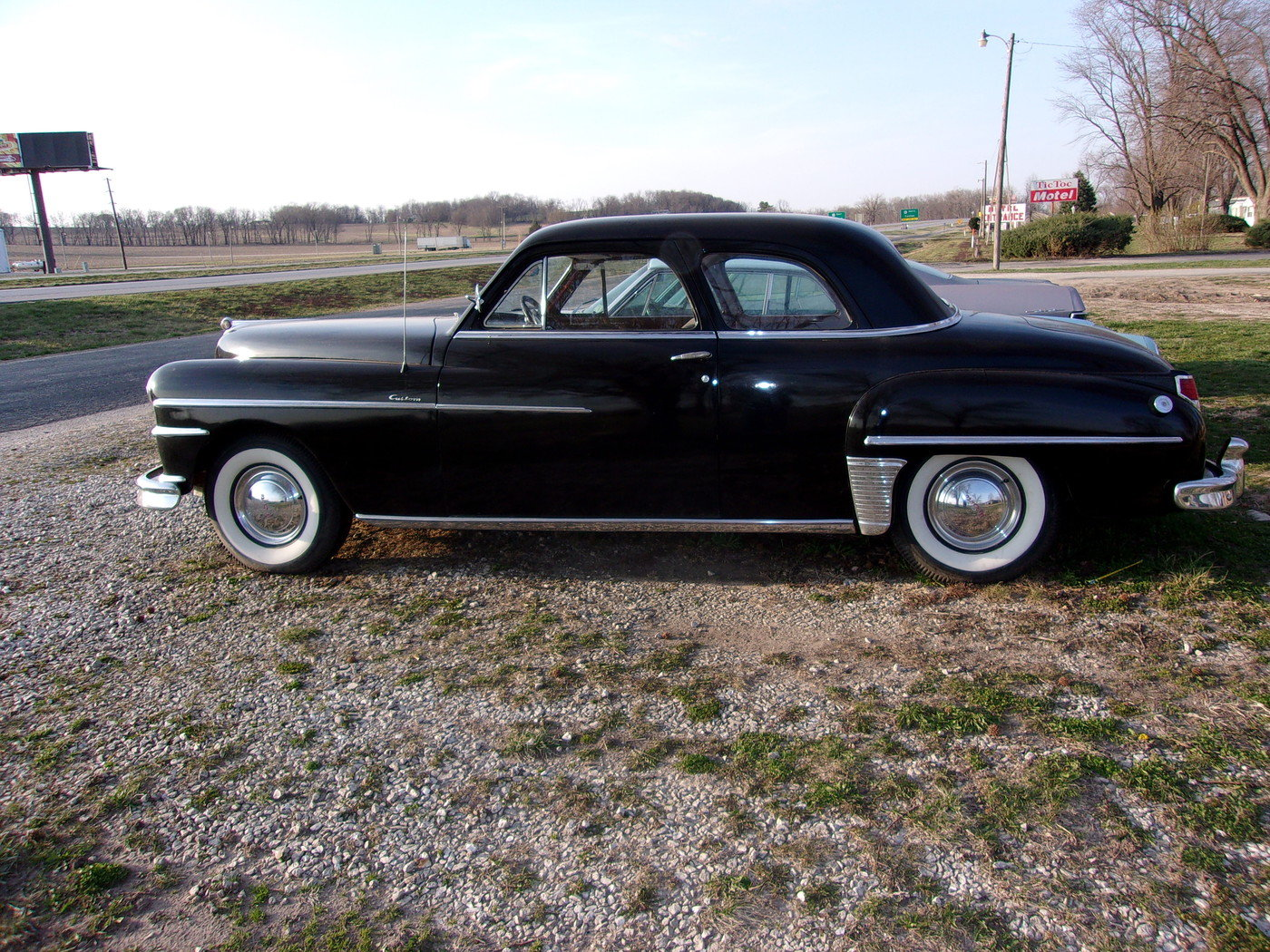 1949 DeSoto Deluxe Club Coupe For Sale (picture 4 of 12)