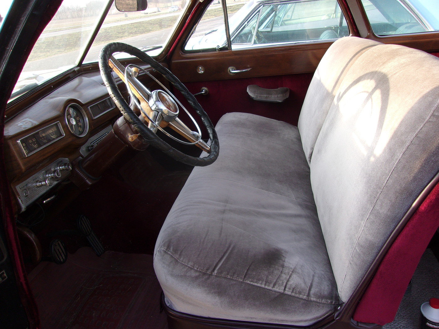 1949 DeSoto Deluxe Club Coupe For Sale (picture 6 of 12)