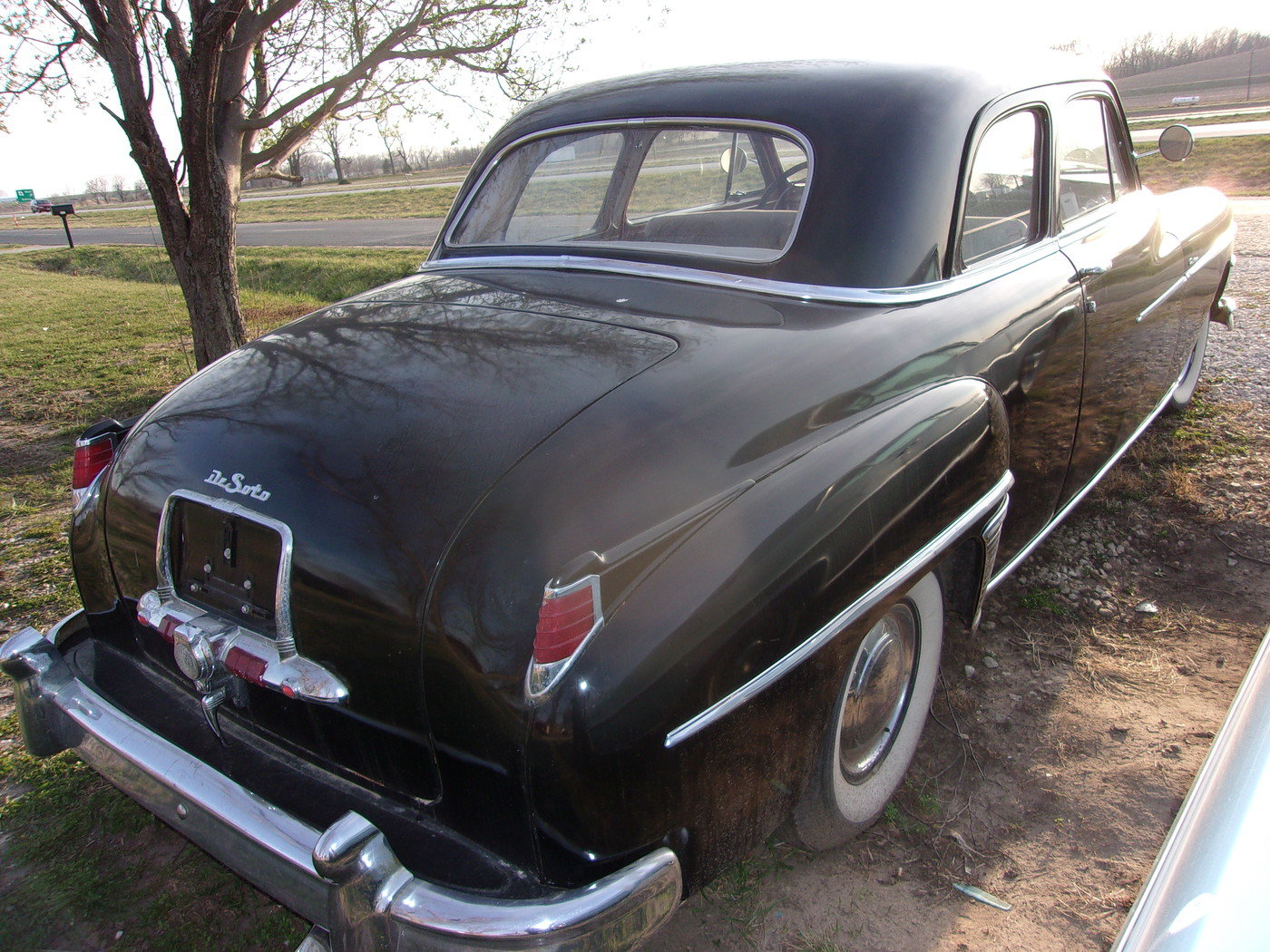 1949 DeSoto Deluxe Club Coupe For Sale (picture 10 of 12)