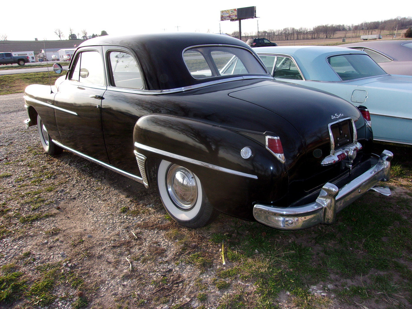 1949 DeSoto Deluxe Club Coupe For Sale (picture 12 of 12)