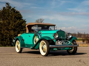 Picture of 1931 DeSoto SA 24-Passenger Roadster  For Sale by Auction