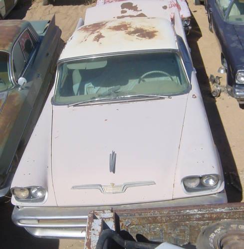 1957 Desoto Fireflite Sportsman Coupe For Sale